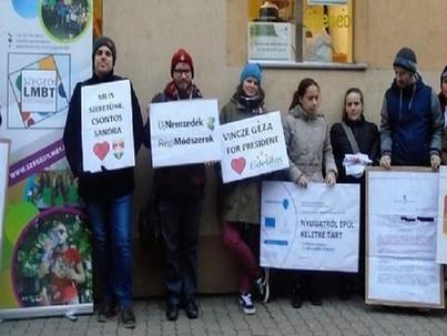 Újabb döntés a Szegedi LMBT Közösségért Csoport ügyében