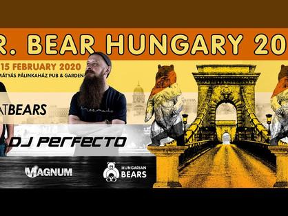 Mr. Bear Hungary választás 2020