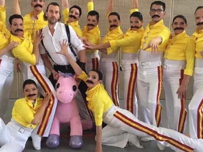 Magyar taggal bővült a berlini Pink Unique Korns tánccsoport!