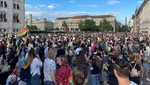 Óriási tömeg volt a Kossuth téren
