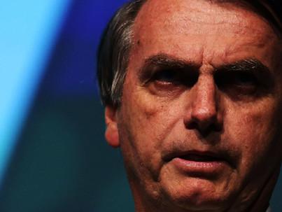 """Bolsonaro szerint a maszk csak """"buziknak való"""""""