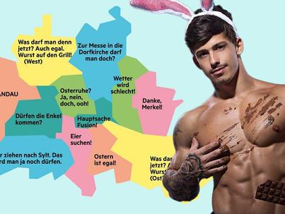 Na milyen tojást kerestek a berlini meleg negyedben? 🤩
