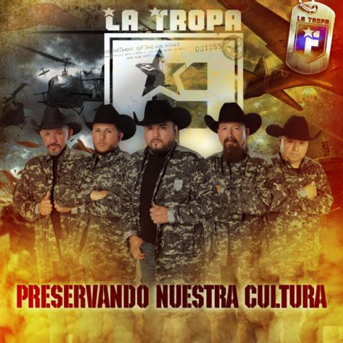 """La Tropa F """"Preservando Nuestra Cultura"""""""