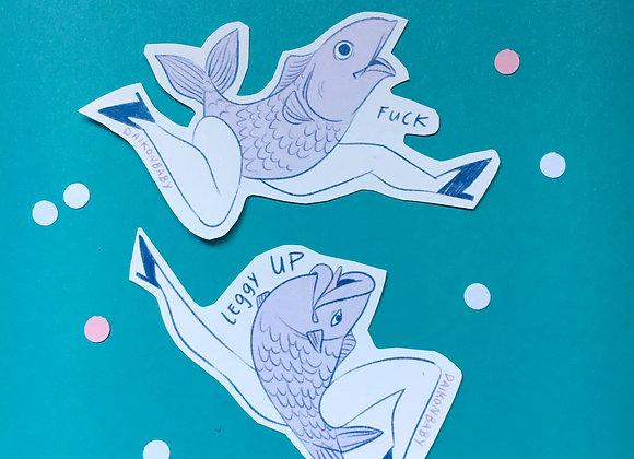 FISH BOYS