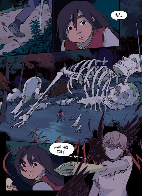 September: Bones