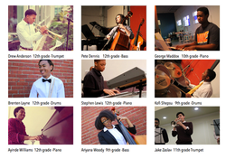 2015 Music Scholarships