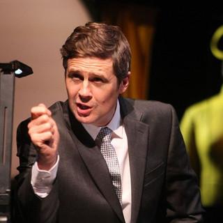 Christopher Bowen as Rawley Beaunes in The Iris Murder