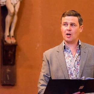 Christopher Bowen Evangelist