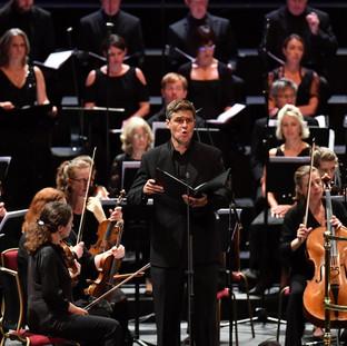 Cristopher Bowen at Royal Albert Hall