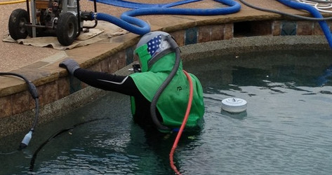 North Texas Tile Savers Our Process For Pool Tile Cleaning