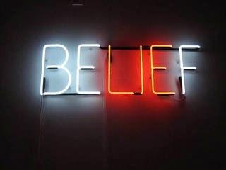 A Prisoner of Belief
