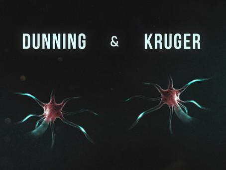 Segunda Temporada #1 Dunning e Kruger