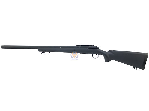 Classic Army M24 LTR Gen 2 Bolt Action Spring Sniper Rifle Airsoft Gun (Black)