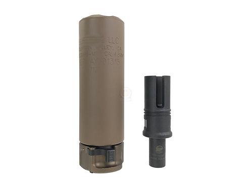 RGW QD socom 46 mini 12mm- silencer in SF style (DE)