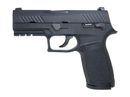WE M18 GBB Pistol (BK) FREE P320 LASER MARKING