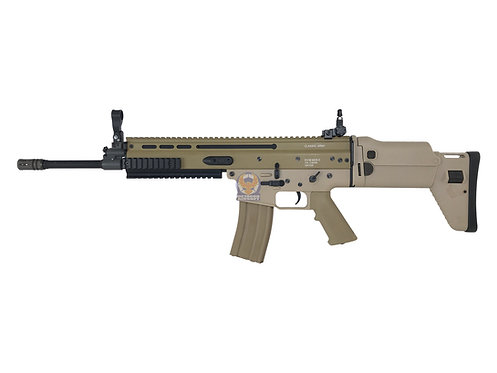 Classic Army SP029P-T SCAR MK16 Mod 0 Sportline AEG Tan (Display)