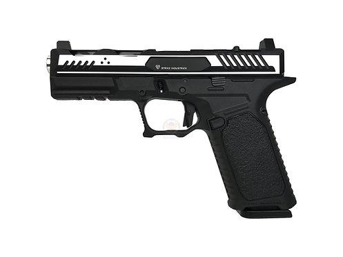 EMG x Strike Industry Licensed ARK G17 GBB Pistol (BK/SV 2 Tone Slide Version)