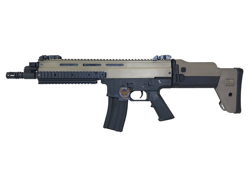 Classic Army SP102P 2T Licensed ISSC MK22 Commando CQC Airsoft AEG Rifle