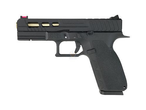 KJ Works KP13 Custom CO2 / GAS Blow Back Pistol (Black)