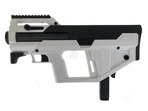 SRU Bullpup SMG Kit with KSC M11 GBB WH/BK