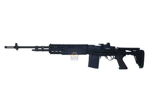 Classic Army S008M M39 EMR M14 EBR Match AEG (Black)
