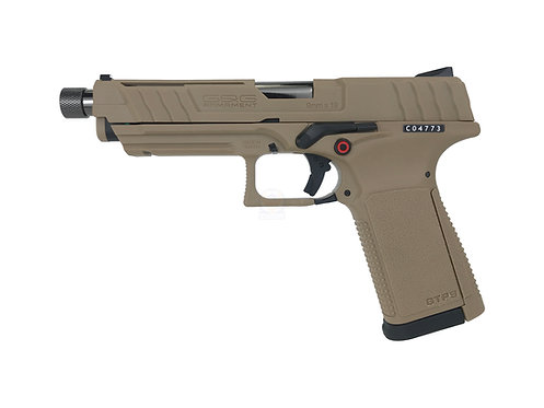 G&G GTP9 GBB Pistol Tan