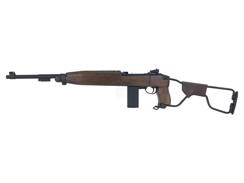 King Arms M1 Carbine Paratrooper Co2 GBB  Japan Version Custom  By FCWn
