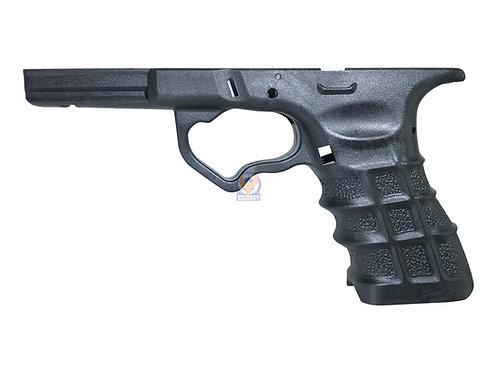Nine Ball (Laylax) Custom grip for Marui G18C/G17 GBB BK
