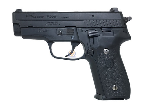 TANAKA SIG Sauer P229 Gas Blow Back (Aluminum Slide) (PRE-OWNED)