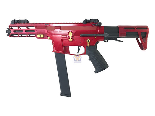 Classic Army CA119M-RED Nemesis X9 9MM SMG Style Airsoft AEG