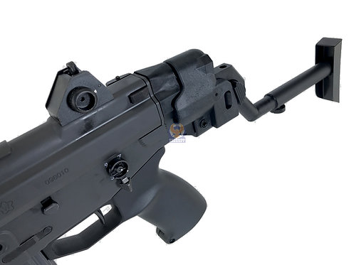 FCW MP5 Stock Adapter For Marui / Tercel Type 89 AEG