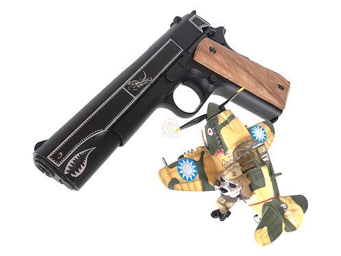 FCW American Volunteer Group (AVG) Flying Tigers 1911 GBB Pistols Set