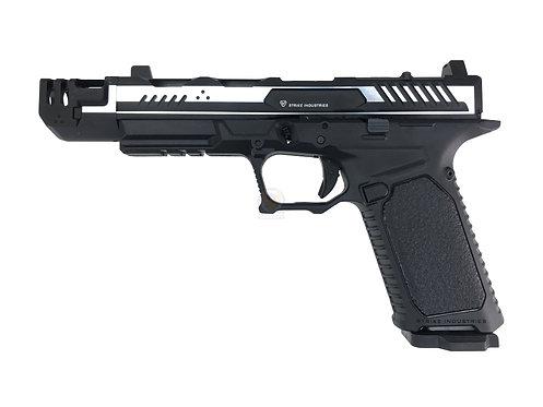 EMG x Strike Industry ARK G17 GBB Pistol BK/SV 2 Tone Slide Com Ver.