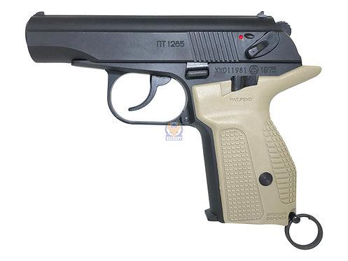 KSC Makarov MKV PM GBB Pistol with FAB PM-G
