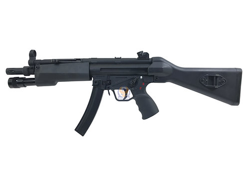 Classic Army MP001M MP5A2 AEG with Tactical Lighted Forearm