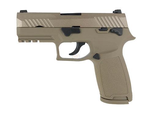 WE M18 GBB Pistol (TAN) FREE P320 LASER MARKING
