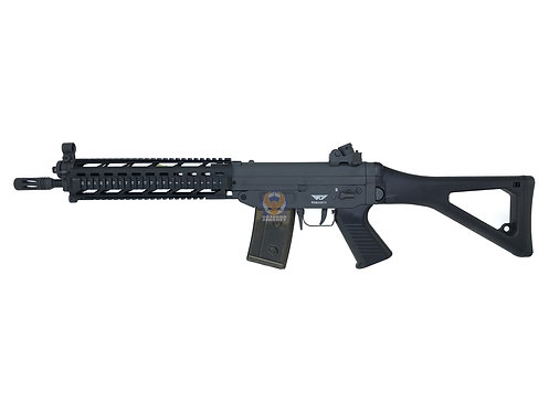 Jinggong  SG551 Commando Airsoft EBB Rifles