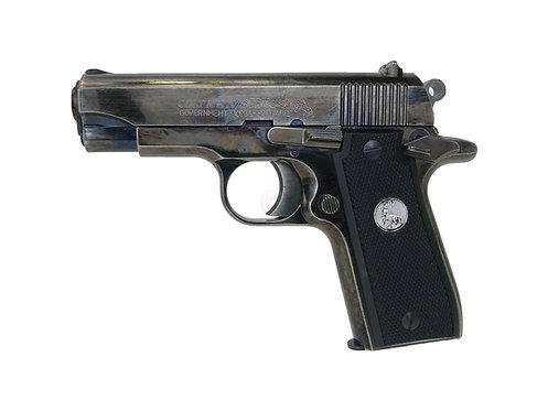 TANAKA WORKS - COLT Government .380 Auto GBB Pistol Vintage Blue Limited Version