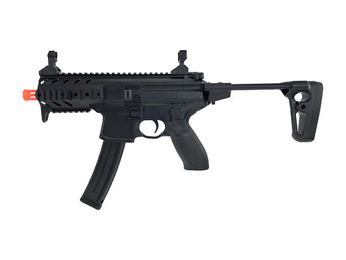 Academy - MPX Style Spring Powered Airsoft Gun