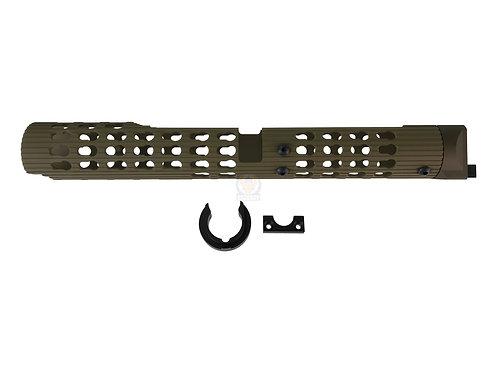 5KU VS-24 AK Keymod Long Rail Handguard ( DE )