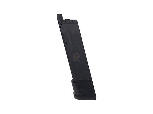 SIG SAUER Licensed M17 P320 6mm GBB Pistol Gas magazine (BK)
