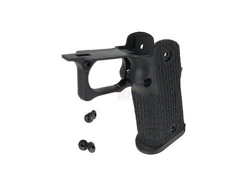 Army Costa Carry Comp GBB Pistol handmade pattern grip (BK)