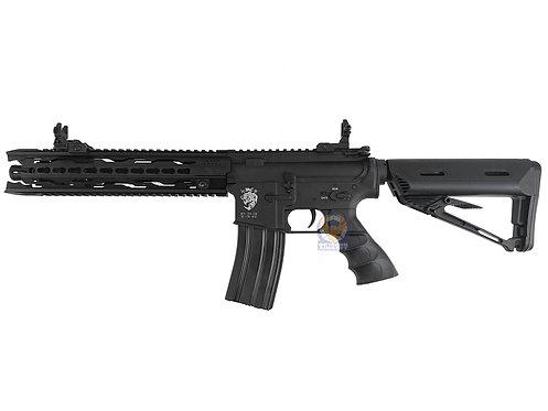 SRC GE0524 GEN2 BLACK SR4 MAMBA-S Airsoft Electric Rifle (Black)