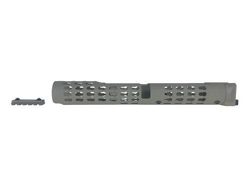 TWI VS-24 Keymod Aluminum Handguard For AKM, AK74 (Tan)