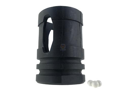 Flintlock Workshop Extra Big M4 ABS Flash Hider