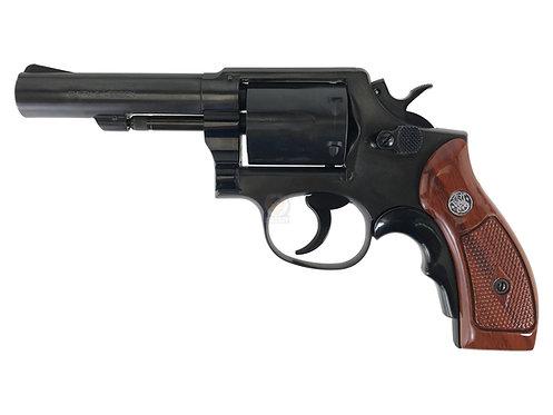 Kokusai S&W M10  4-inch heavy barrel R MHW model gun .357 magnum
