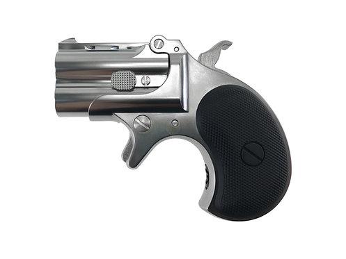 Marushin Mini Derringer 6mm X Cartridge ABS Silver