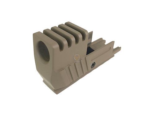 FCW Glock 19 ABS Compensator FDE