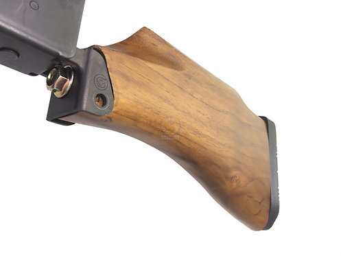 FCW Wood Rear Stock For KSC / KWA / HFC / WELL M11