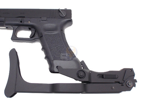 FCW M93R Folding Stock Adapter with Folding Stock Set For Glock